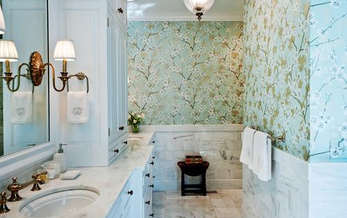 Banyo duvar