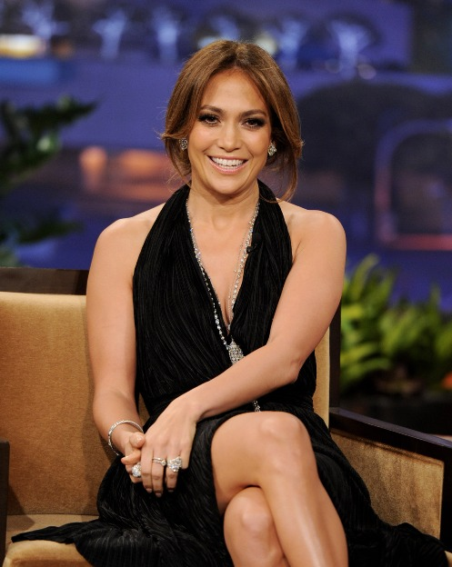 Sexy Jennifer Lopez in Black Dress. World Hot and Top Trend News — We Are ...