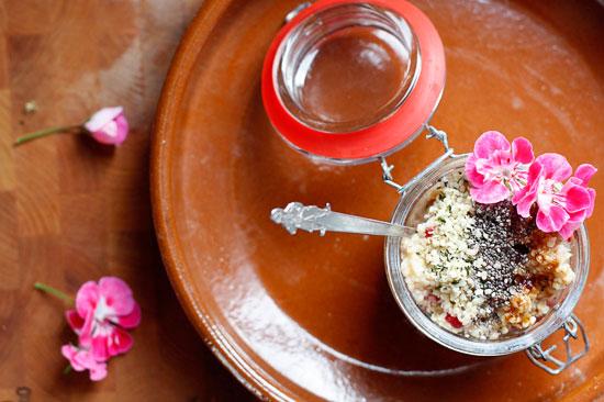 Gierst-ontbijt via VegaDutchie