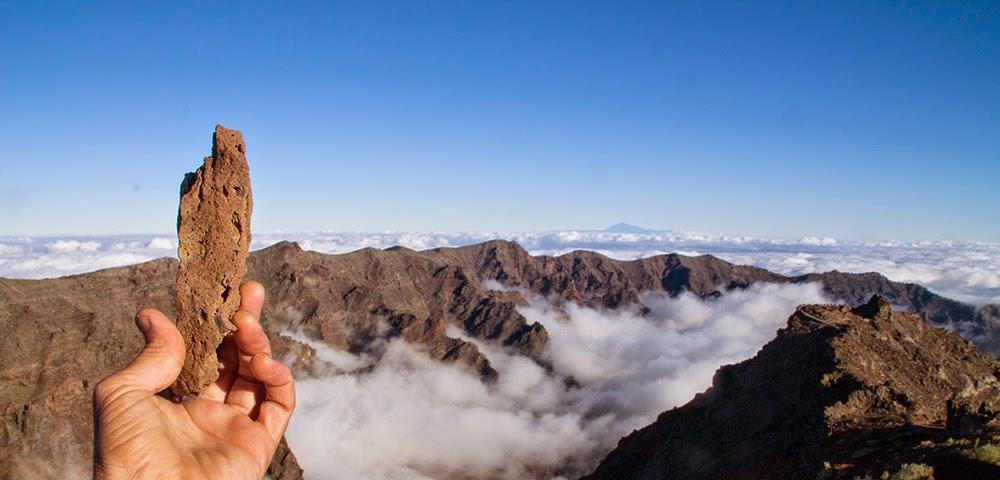 Ruta de los volcanes, La Palma (cortesía de Javier Gómez)
