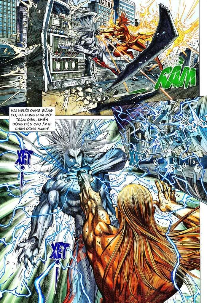 Hoả Vân Tà Thần II chap 99 - Trang 13