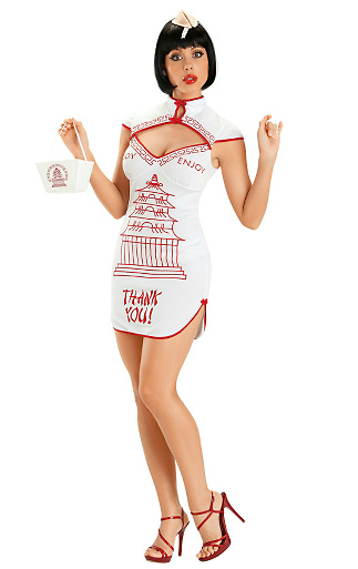 Chinese Take Out Halloween Costume