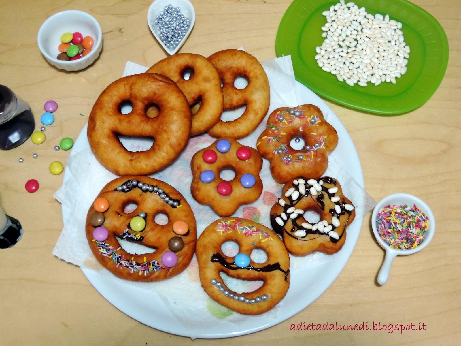 A dieta da luned faccine dolci alla ricotta per le feste - Bambine che cucinano ...