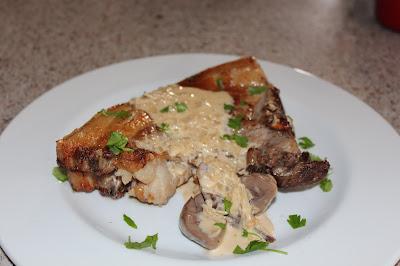 Pork calvados sauce recipes
