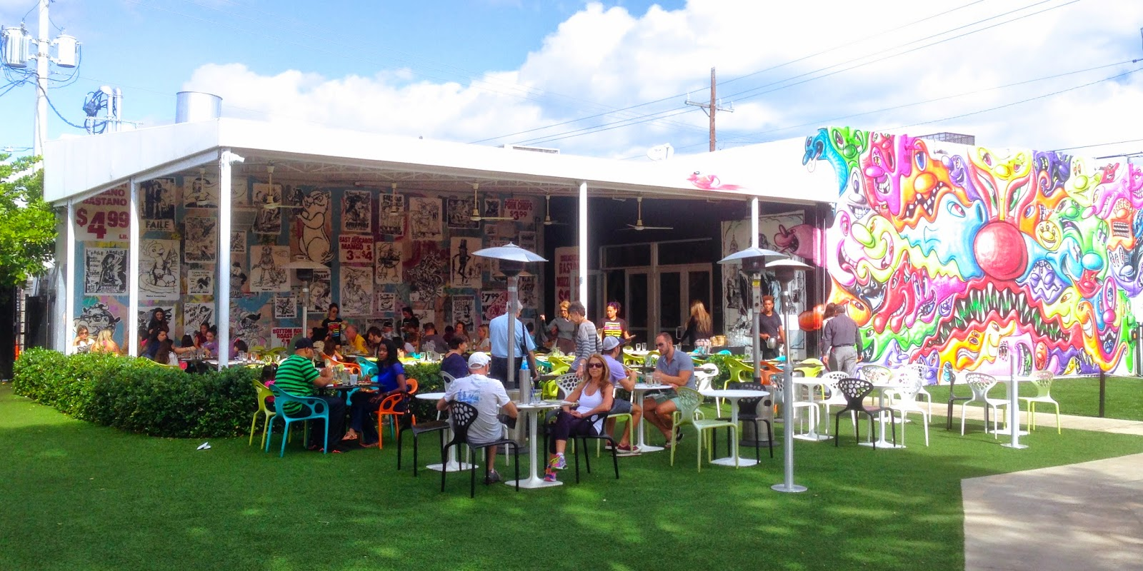 miami mich blog: miami mich review: wynwood kitchen & bar