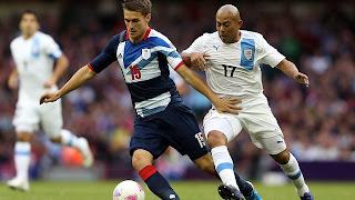 Britain olympic soccer team, olympics, soccer