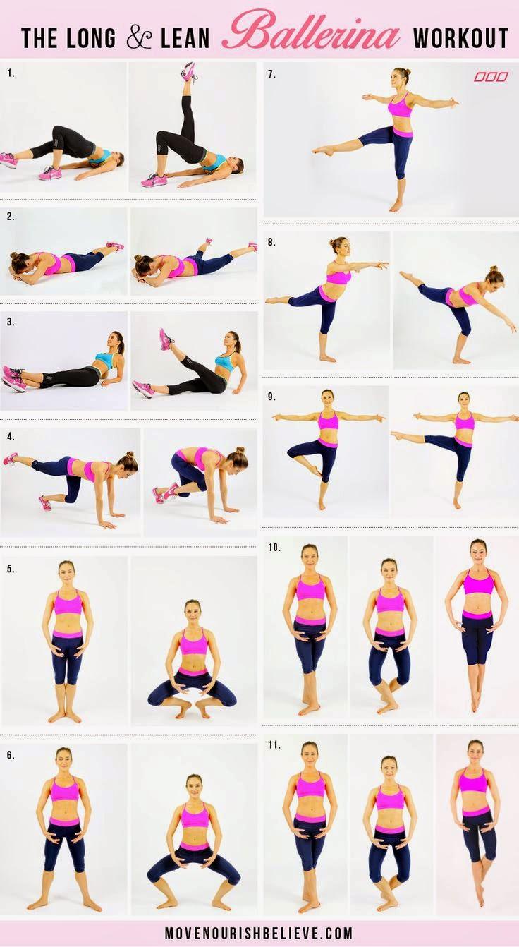 Exercicios de força e equilbrio