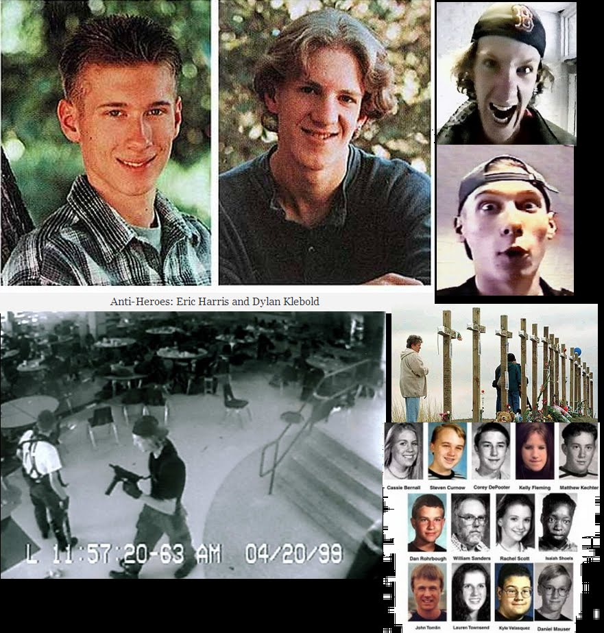 Eric Harris And Dylan Klebold Funeral Eric Harris y Dylan Klebold