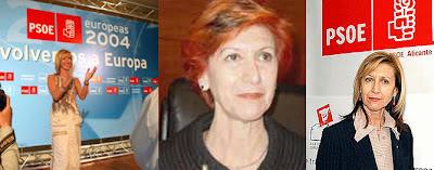 Rosa Díez: aquella socialista del pelo naranja