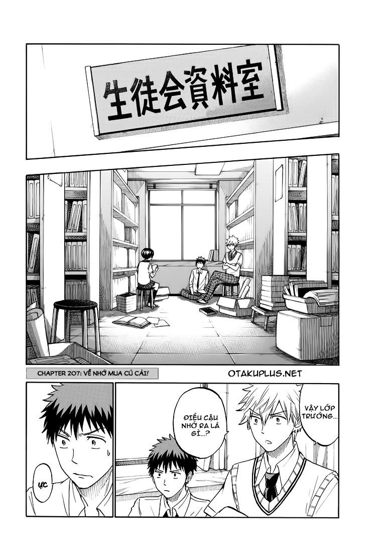 Yamada-kun to 7-nin no majo chap 207 page 3 - IZTruyenTranh.com