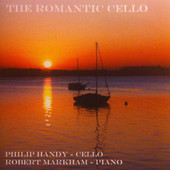 The Romantic Cello - Philip Handy, VIF Records VRCD076