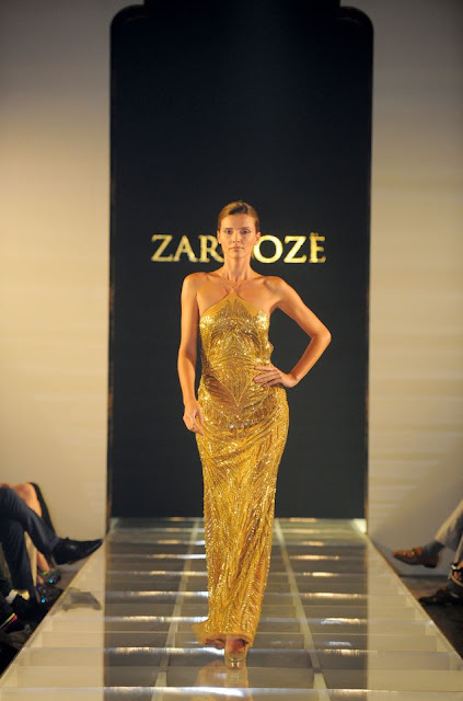 Singapore glamour from new label Zardoze