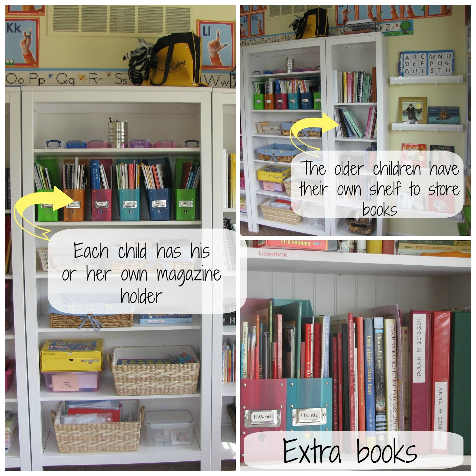 How to organize kids room 2013 for Organized kids rooms