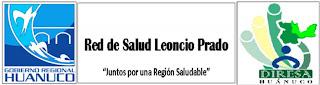RED DE SALUD LEONCIO PRADO HUANUCO