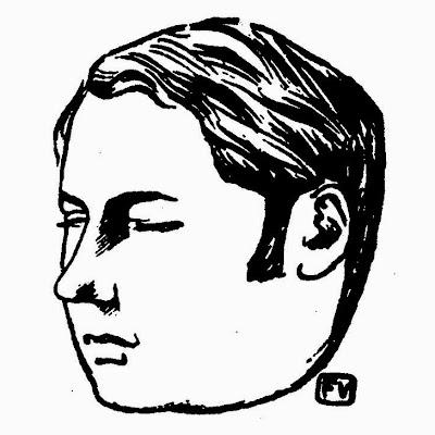 Retrat pòstum de Jules Laforgue (Félix Valloton)