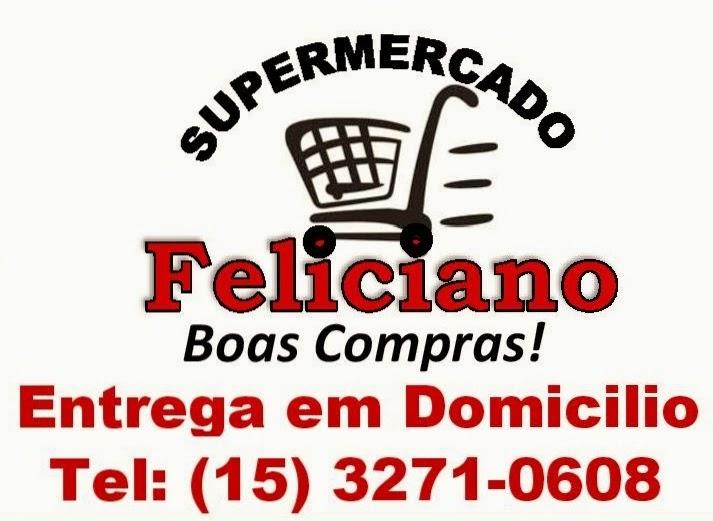 SUPERMERCADO FELICIANO  Rua. João Carvalho, 452 Jardim Casa Grande - Itapetininga - SP Blog: supermercadofeliciano.blogspot.com.br tel: (15) 3271-0608