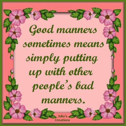 Essay on Good Manners   Speech On Good Manners – My Study Corner
