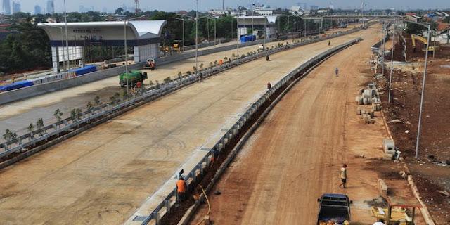 Jalan Tol Pejagan-Pemalang Akan Beroperasi Tgl 10 Juni 2015