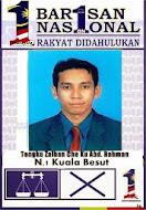 Calon Bn Prk Kuala Besut N-01