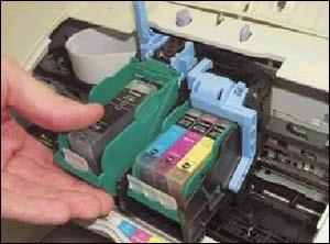 ¿Cómo darle mantenimiento a mi impresora de tinta?