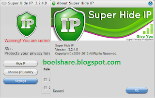 Super Hide IP 3.2.4.8 Full Version Terbaru 2012