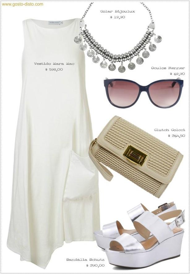 Como usar vestido midi