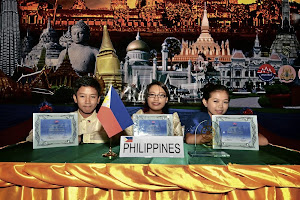 Winners ASEAN Quiz - The Philippines