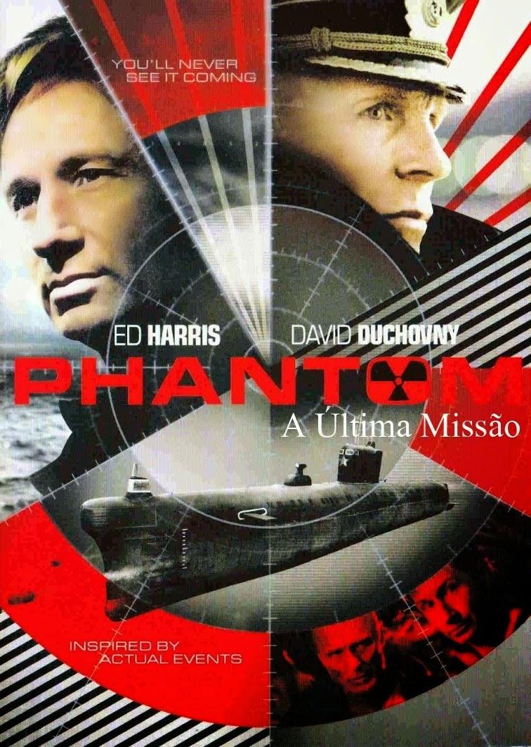 Phantom: A Última Missão – Dublado (2013)