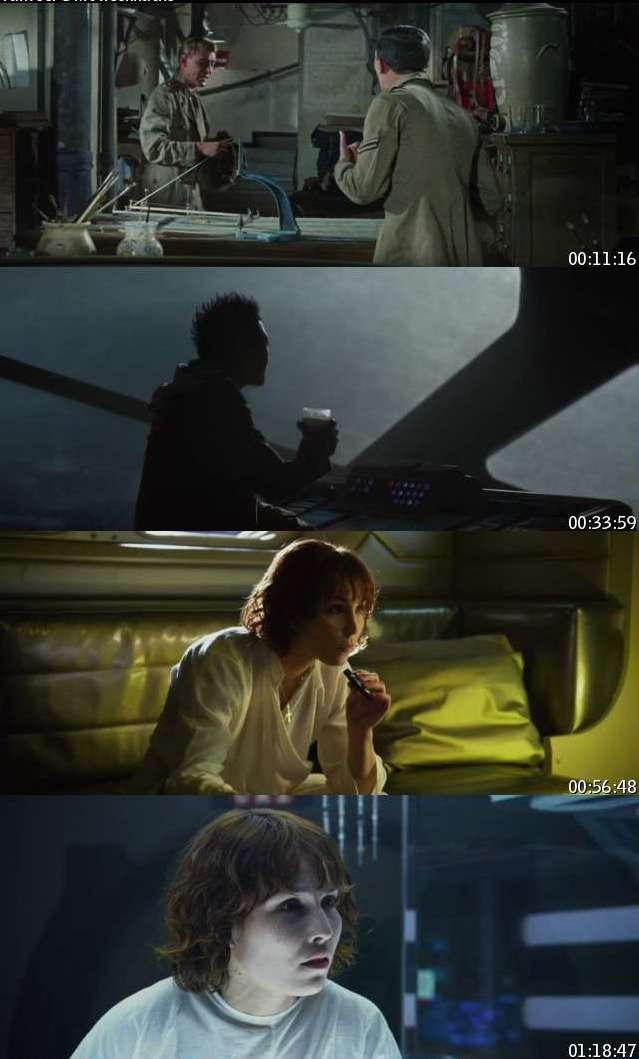 Prometheus 2012 Dual Audio Hindi 720p BluRay