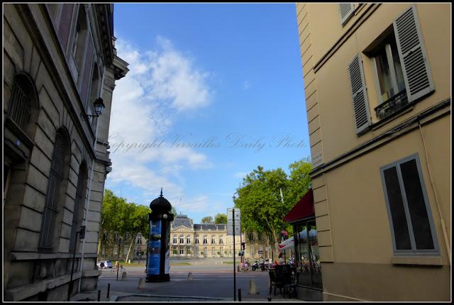 Impasse des Gendarmes Préfecture Versailles