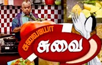 Suvayo Suvai – Jaya Tv – Chef Dhamodharan  23-05-2014 Episode 541