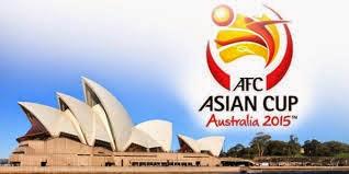 Bolasepak AFC Piala Asia 2015 Australia