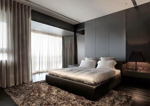kamar tidur desain minimalis untuk rumah minimalis