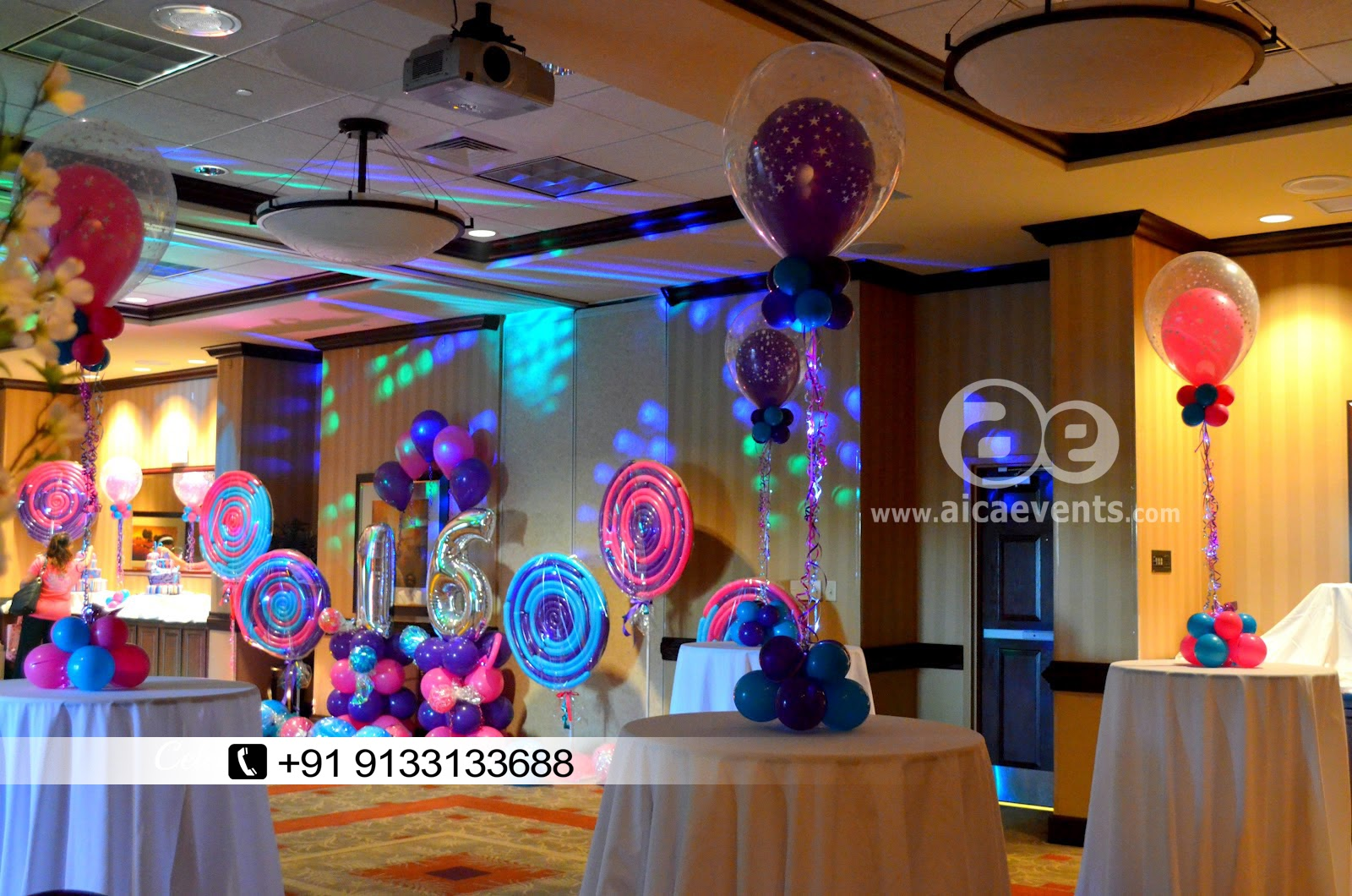 Candy Decorations Aicaevents India Candy Theme Decorations At Hyderabad