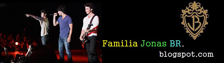 Blog FJBR // Sua fonte sobre Jonas Brothers no Brasil!