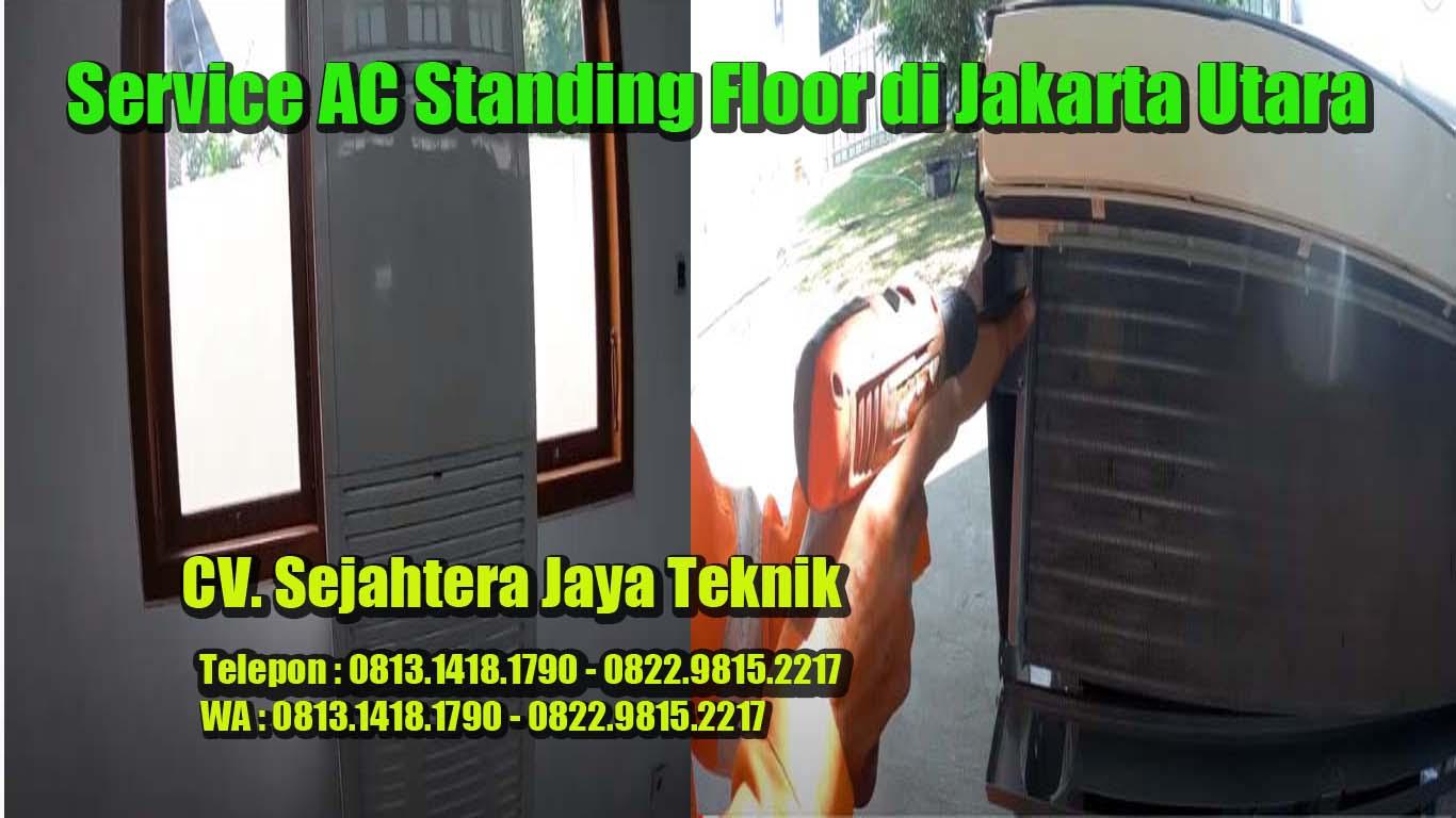 Service AC Standing Floor di Jakarta Utara
