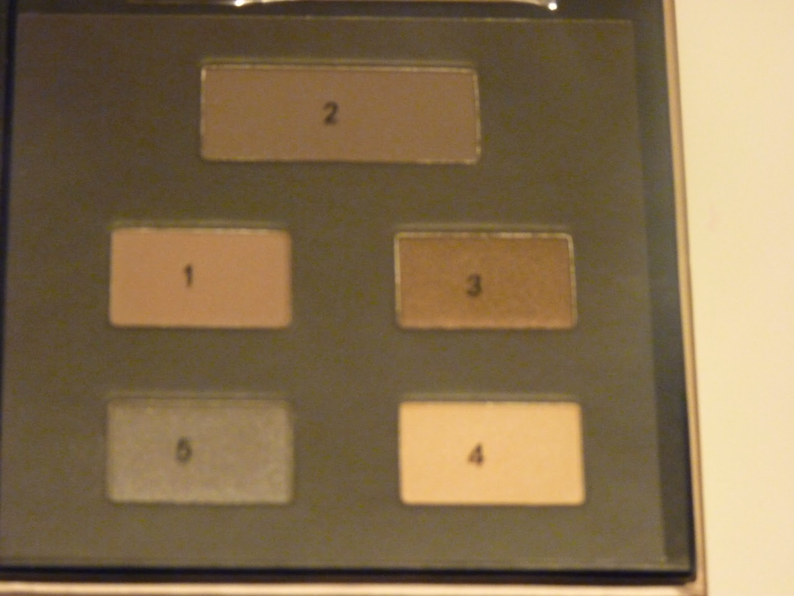 palette nude, 4 eye look book, sephora, beige, rose, marron