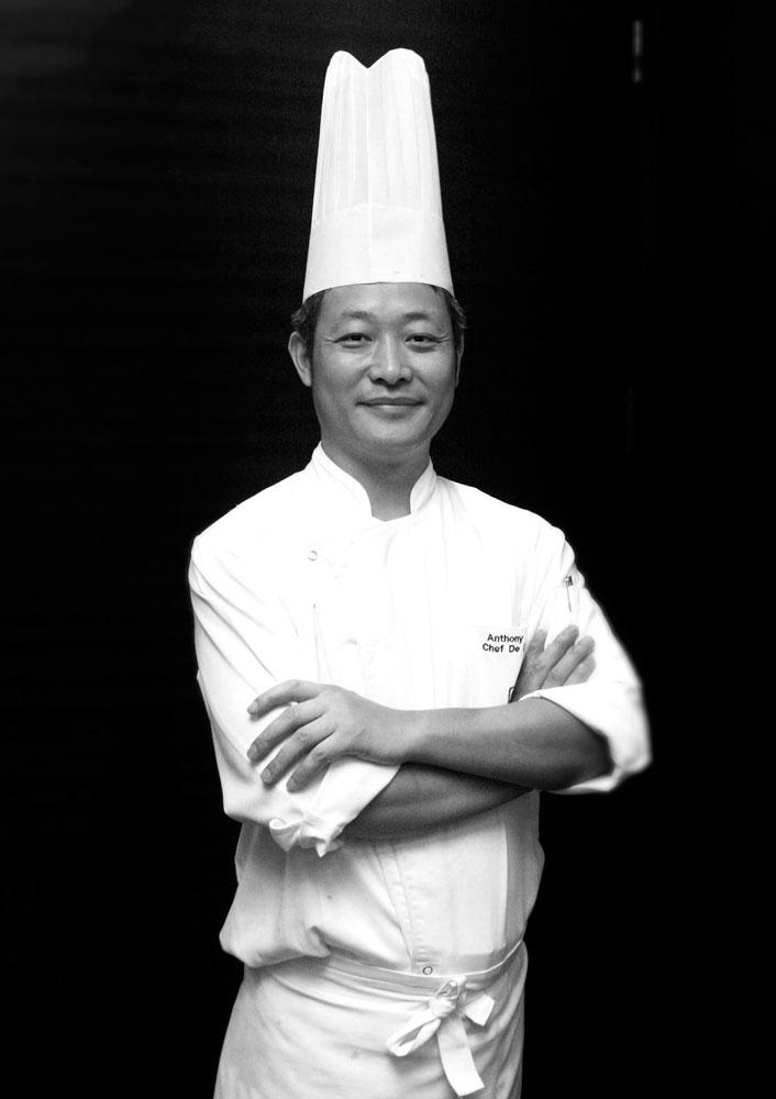 Makati Shangri-La Shang Palace Huaiyang Cuisine Experience By Chef Anthony Dong