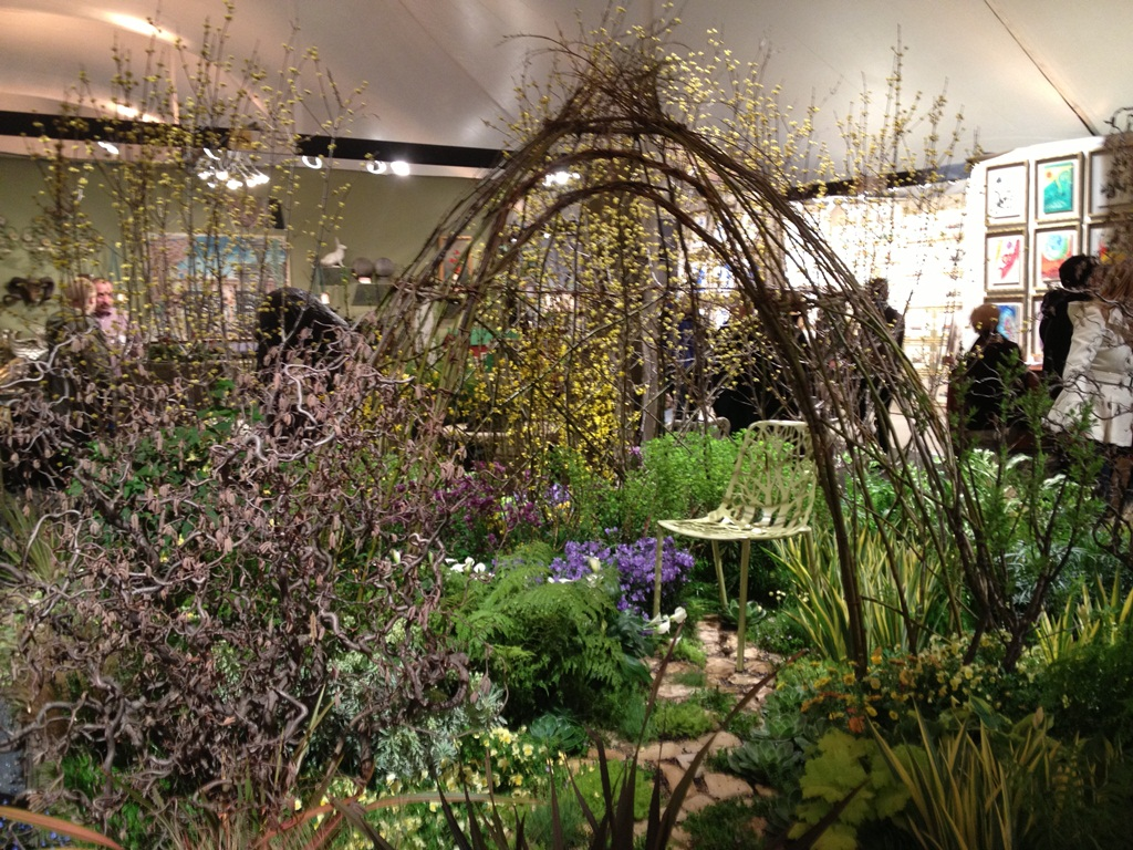 The Peak of Chic®: What I Saw at the Chicago Botanic Garden Antiques ...