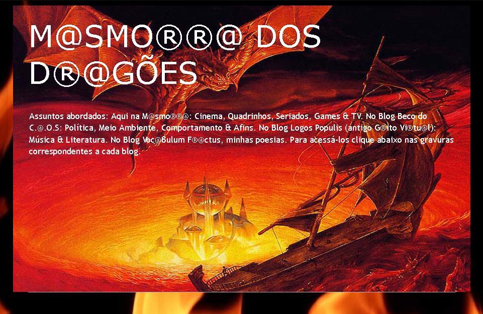 Blog M@smo®®@ dos D®@gões