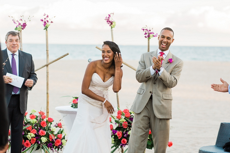 Fort Lauderdale Harbour Beach Marriott Wedding