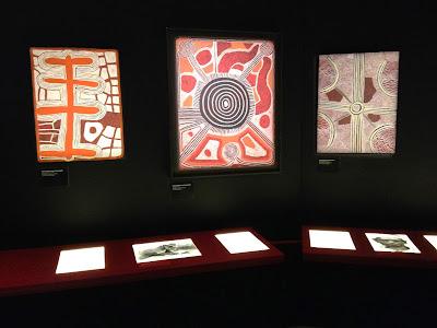Art Aborigène : Musée d'Aquitaine - Exposition