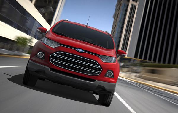 Ford Ecosport - Utilitário esportivo inovador, conectado e inteligente com tecnologias avançadas a bordo