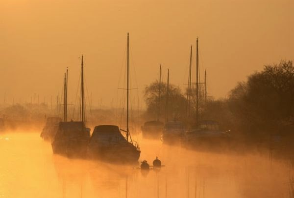 Frome River Wareham Dorset, Purbeck, Andrew Child