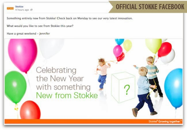 Stokke Steps News