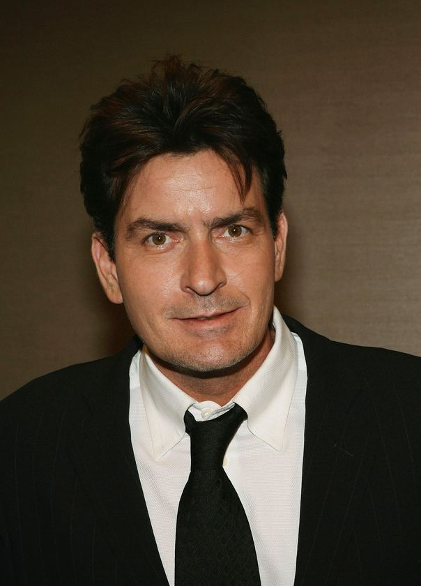 charlie sheen young. a young charlie sheen