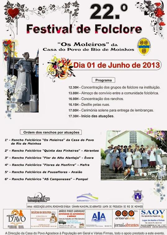 22º Festival de Folclore