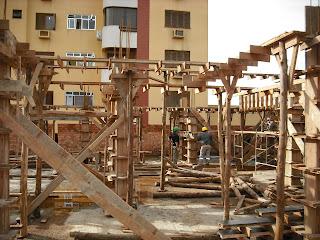 Obras do Residencial San Marino seguem em ritmo forte