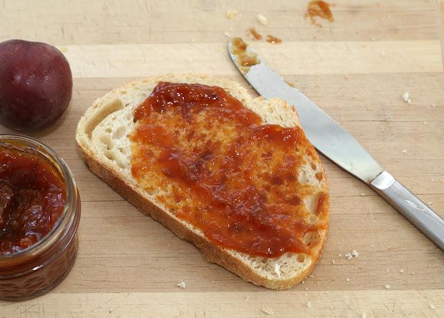 Nectarine Ruby Velvet Apricot Butter