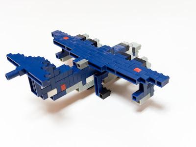 ナノブロックで作ったUS-2